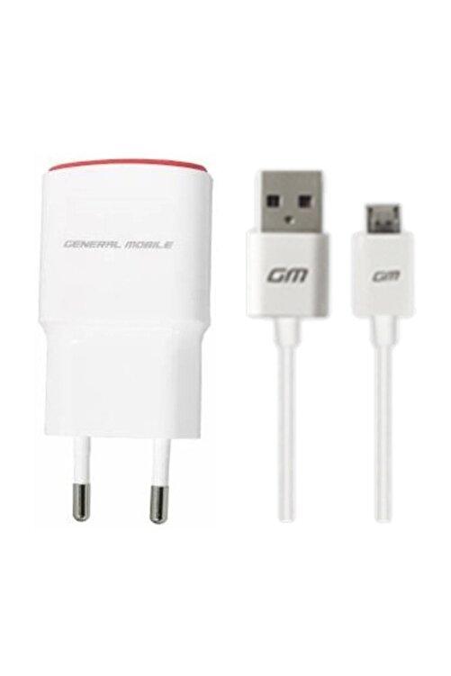 General Mobile GM 6 Micro USB Orijinal Şarj Aleti 2.0A 1