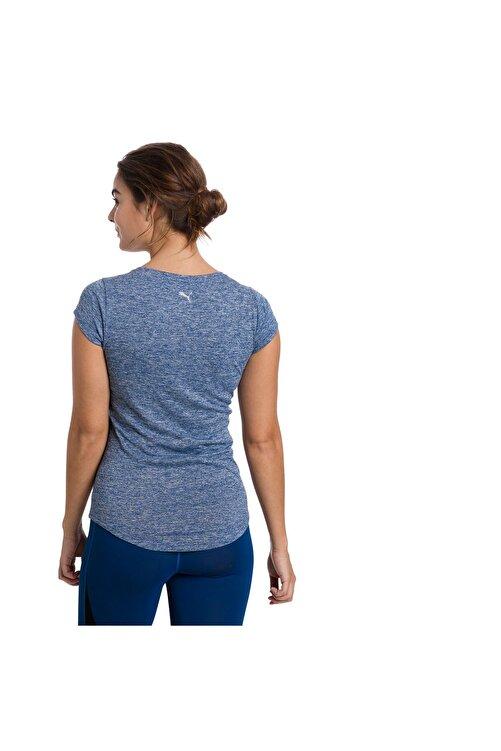 Puma ACTIVE TRAINING Heather Cat Kadın T-Shirt 2