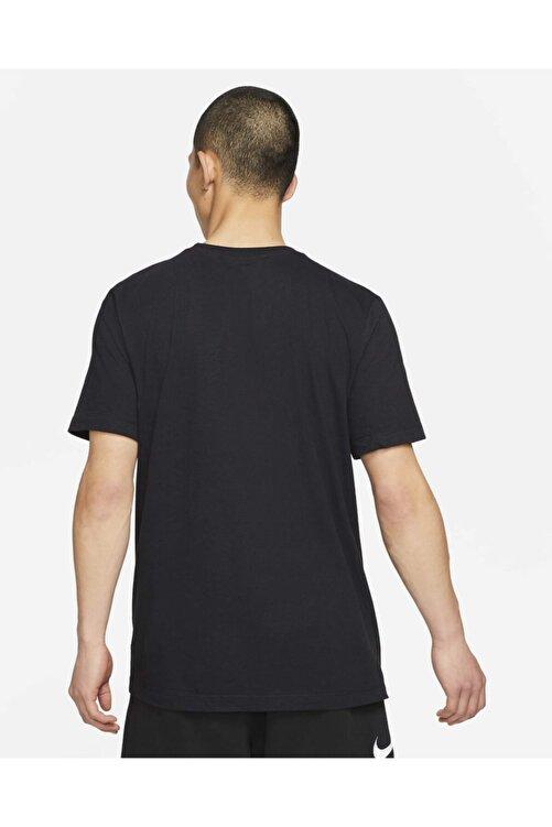 Nike BV0622-010 Sportswear Siyah Unisex T-shirt 2