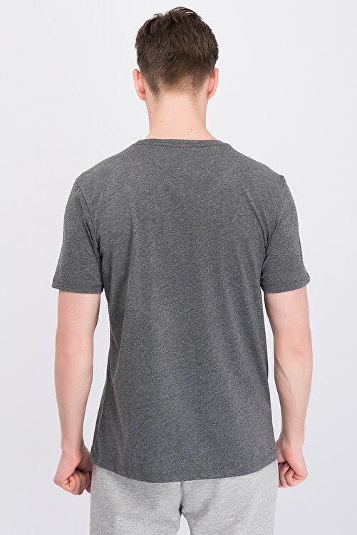 New Balance Erkek T-Shirt-J2621V-MTT612-CHC 2