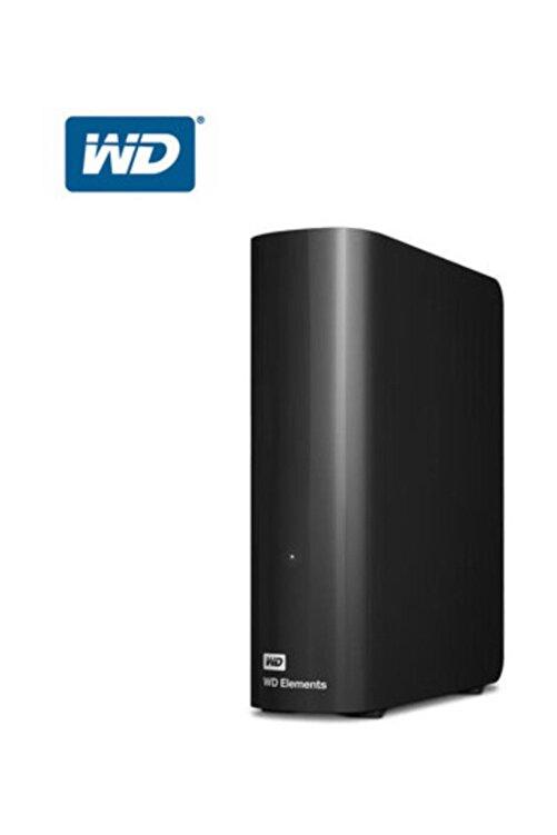WD Elements Desktop 4TB Harici Disk (WDBWLG0040HBK) 1