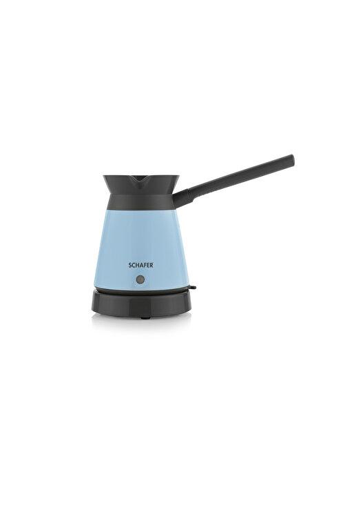 Schafer Kaffeefan Elektrikli Cezve - Turkuaz 1