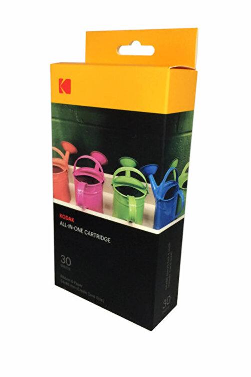 Kodak MSC-30 / Mini2+MiniShot Fotoğraf Kağıdı & Ribon Set 1