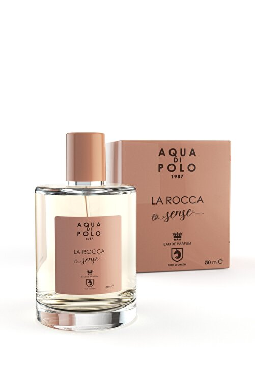 Aqua Di Polo 1987 La Rocca Sense Edp 50 Ml Kadın Parfüm Apcn000702 1