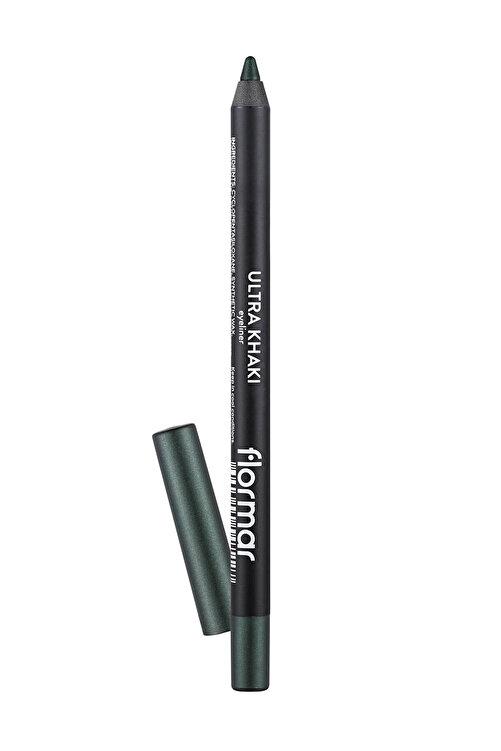 Flormar Haki Eyeliner - Ultra Eyeliner 020 Haki 8690604547241 1