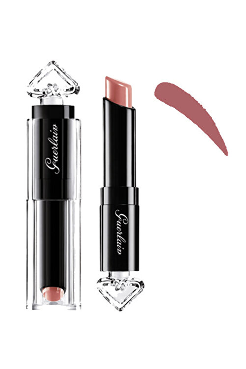 Guerlain Ruj - La Petite Robe Noire Lips 011 Beige Lingerie 3346470421585 2
