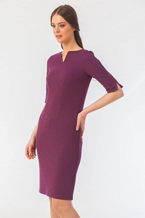 Naramaxx Kadın Fuşya Elbise 16K11112Y693 2