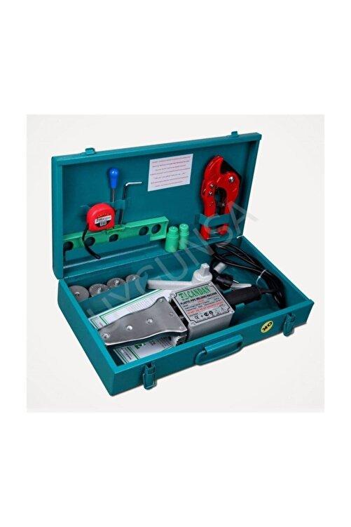 Candan Plastik Boru Kaynak Makinesi Full Set 1
