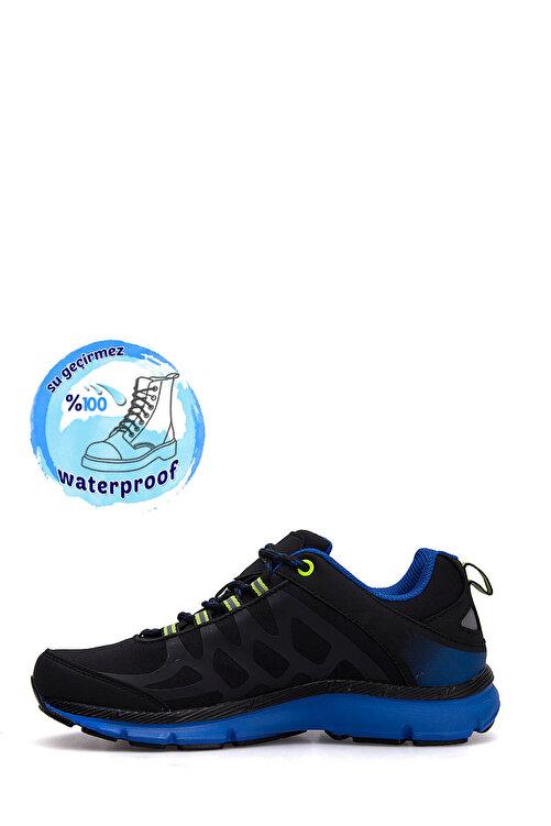 lumberjack Su Geçirmez Siyah Mavi Kadın Ayakkabı URSAG 2