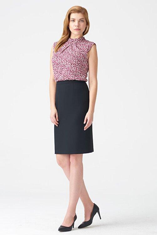 Naramaxx Kadın Desenli Elbise 17K11112Y828 2