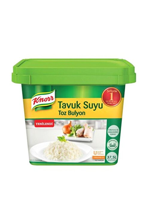 Knorr Tavuk Bulyon 750 g 1