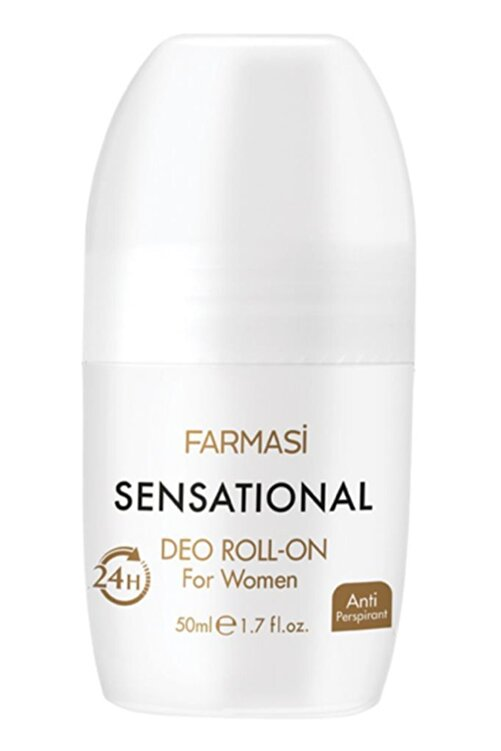 Farmasi Sensational Kadın Rollon 50 ml. 1