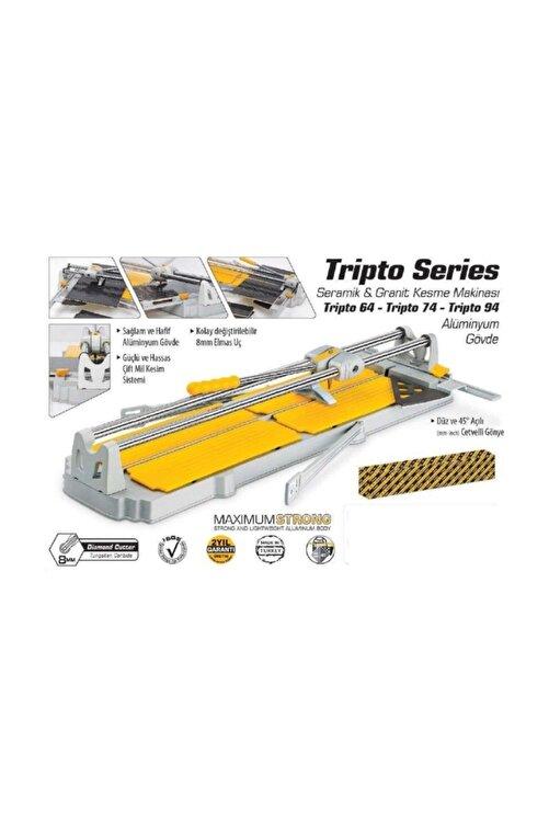 Sgs Tripto 74 Fayans Seramik Granit Kesme Makinası 2
