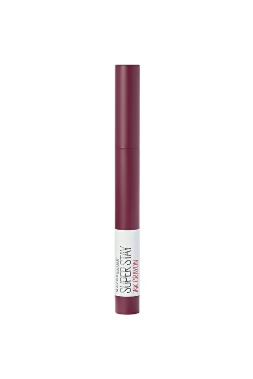 Maybelline New York Kalem Ruj - Sw Superstay Ink Crayon 60 Accept A Dare 30174139 1