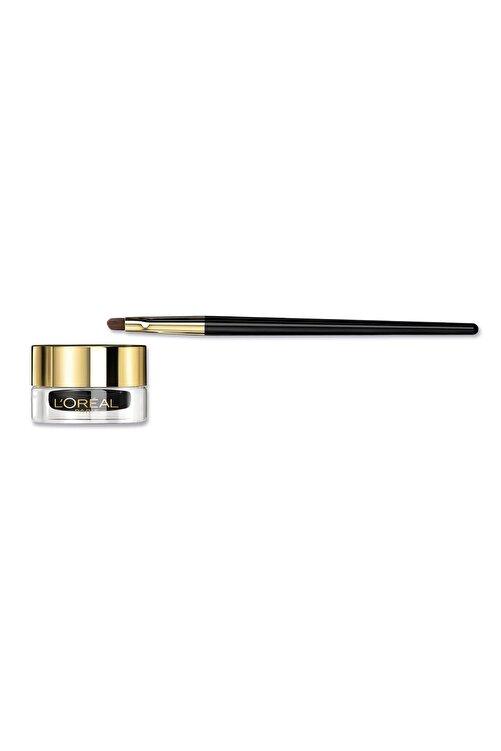 L'Oreal Paris Jel Siyah Eyeliner - Gel Intenza 24H Gel Eyeliner 01 Pure Black 3600522059448 2