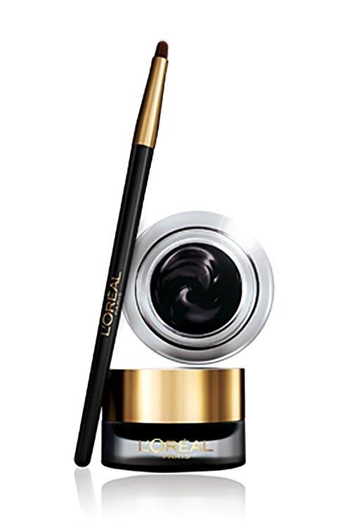 L'Oreal Paris Jel Siyah Eyeliner - Gel Intenza 24H Gel Eyeliner 01 Pure Black 3600522059448 1