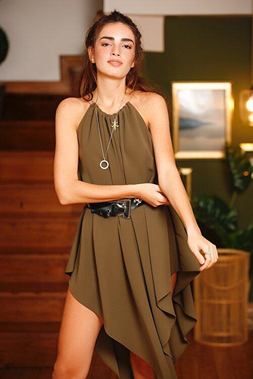 Eclectic Asimetrik Elbise 2