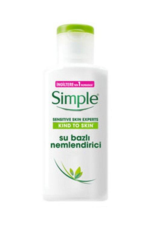 Simple Su Bazlı Nemlendirici 125Ml 1