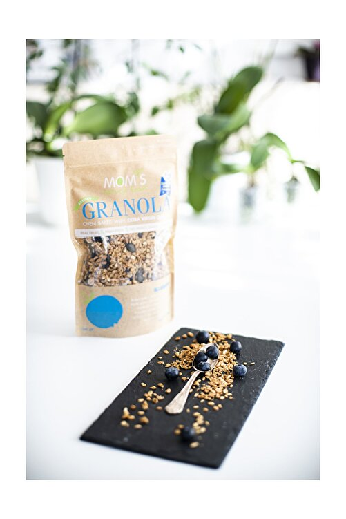 Mom's Natural Foods Yaban Mersini Granola 360 gr - 2'li 2