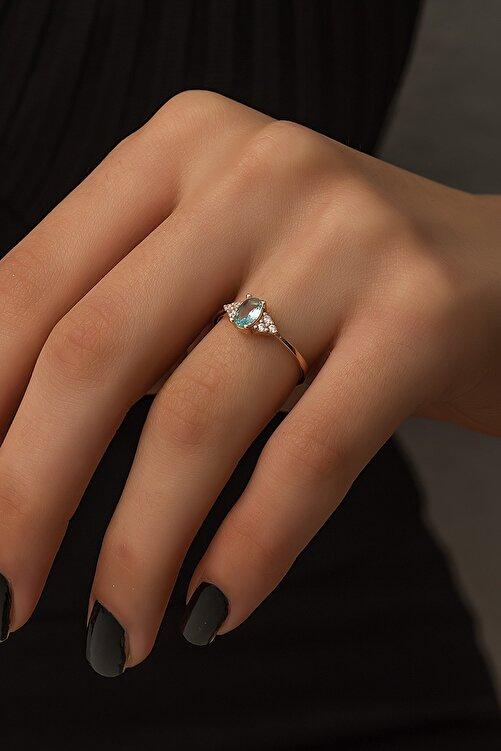SUNSHINE 925 Ayar Gümüş Trend Yüzük 2