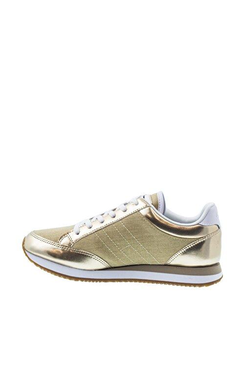 Tommy Hilfiger Retro Kadın Sarı Spor Ayakkabı (EN0EN00413-715) 2