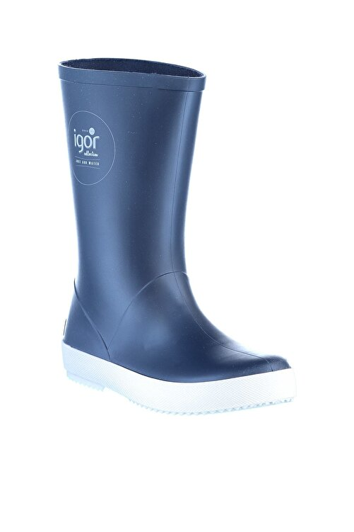 IGOR W10107 -O94 Lacivert Unisex Çocuk Yağmur Çizmesi 100317970 2