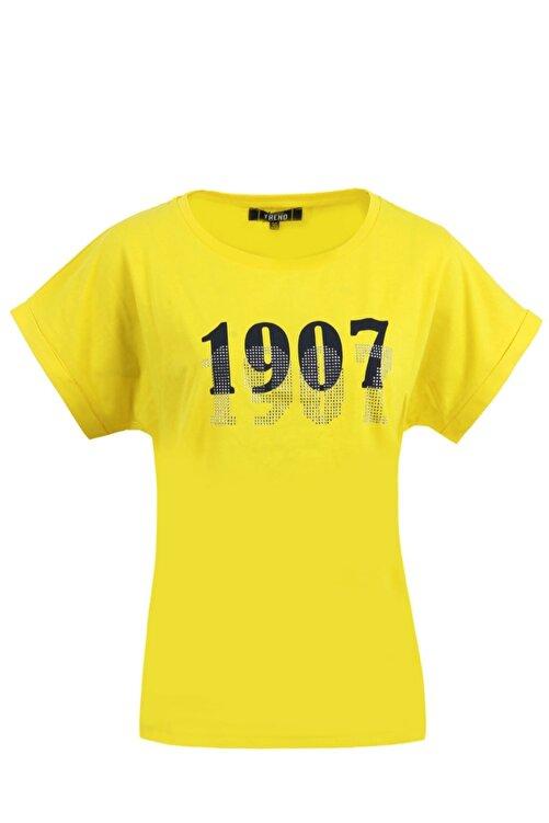 Fenerbahçe KADIN TREND 1907 T-SHIRT 1