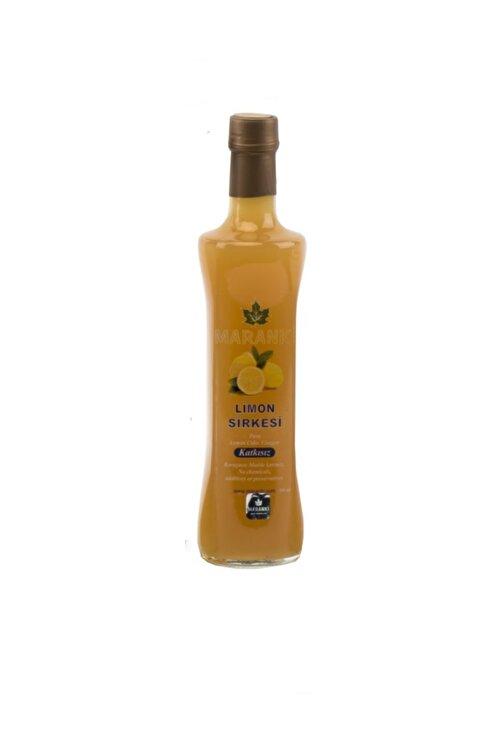 MARANKİ Katkısız Limon Sirkesi 500ml (içilebilir) 1