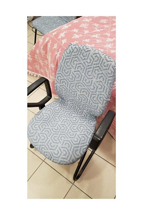 Elegante Sandalye Kılıfı Pratik 6 Lı 1100 C-05 2