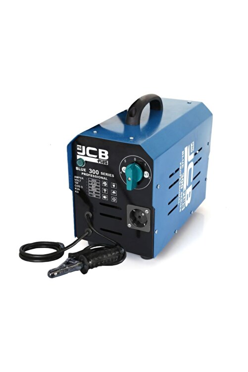 ProJCB Plus Jcb Pro Plus Blue 300 5 Kademeli Kaynak Makinası 300 Amper Bakır Sargılı Jeneratör Özellikli 1
