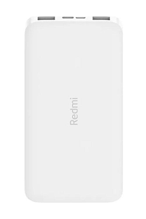 Xiaomi Redmi 10000 Mah Taşınabilir Hızlı Şarj Cihazı  - Powerbank - Beyaz 1