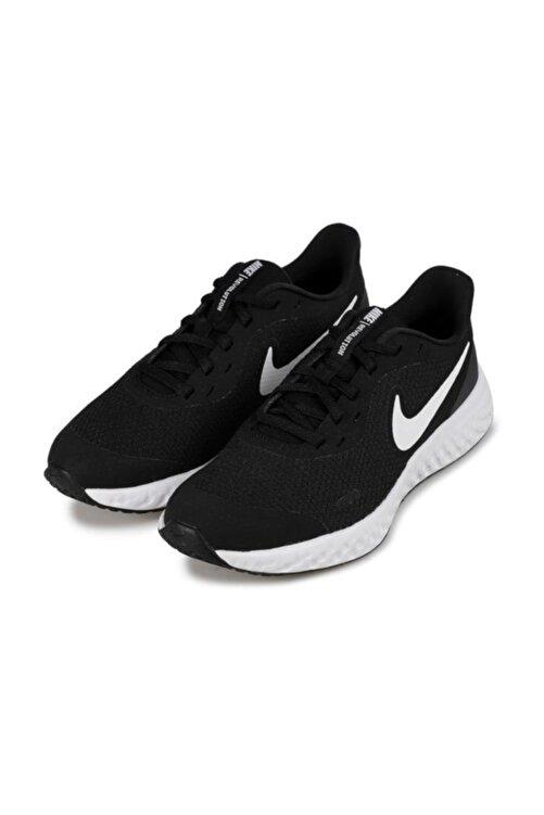 Nike Revolution Kadın Koşu Yürüyüş Ayakkabısı Siyah 2
