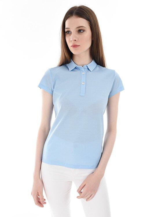 GIZA HOUSE Mavi Kadın T-Shirt 2