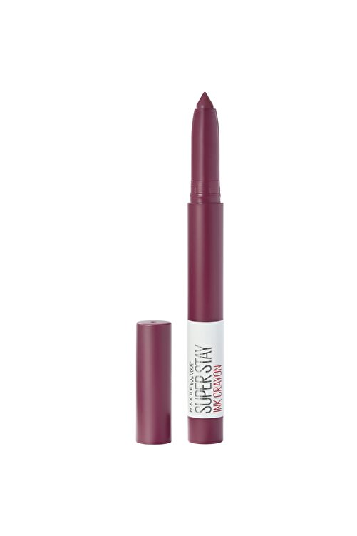 Maybelline New York Kalem Ruj - Sw Superstay Ink Crayon 60 Accept A Dare 30174139 2