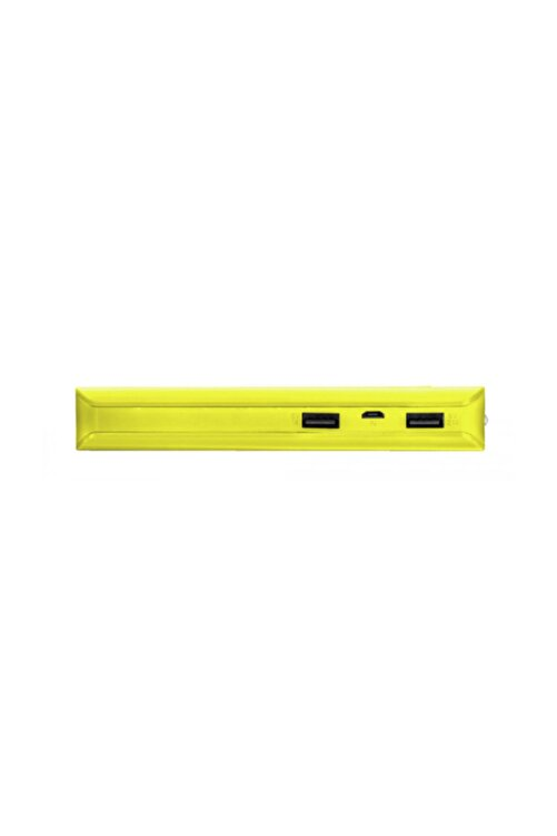Trust 22753 Primo 10000 Mah Taşınabilir Şarj Cihazı Sarı 2