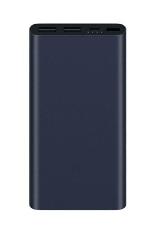 Xiaomi 10000 mAh (Versiyon 3) Taşınabilir Şarj Cihazı Lacivert (İnce ve Hafif Kasa) 2