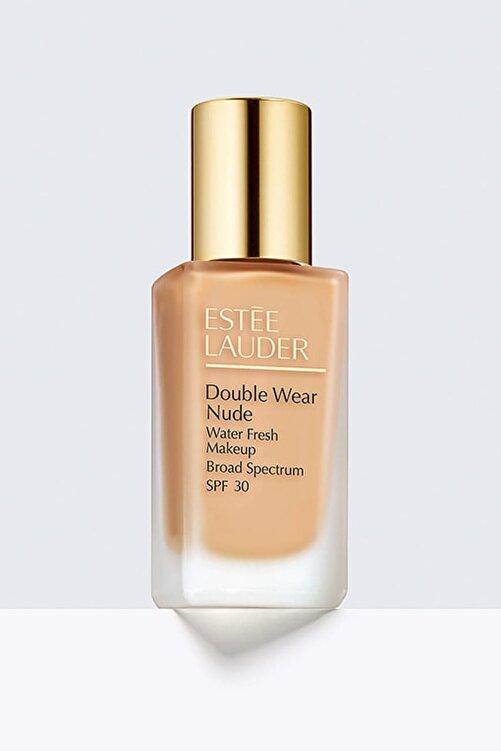 Estee Lauder Fondöten - Double Wear Nude Water Fresh Foundation Spf 30 1W2 Sand 30 ml 887167332157 1