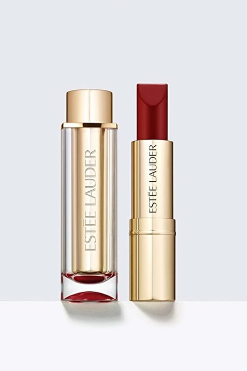 Estee Lauder Ruj - Pure Color Love Lipstick Burning Love 3.5 g 887167305182 1