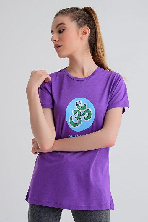 b-fit Kadın T-shirt - Wormie OM - WRMMM 1