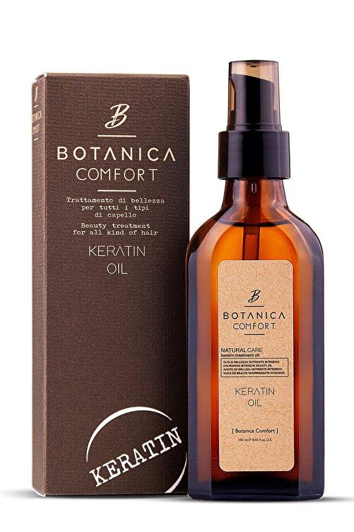 BOTANICA COMFORT Aşırı Yıpranmış Saçlar için Keratin Bakım Yağı 100 ml 8682009368026 1