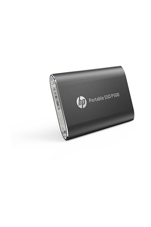 HP 500gb Taşınabilir Ssd P500 Siyah 7nl53a Harici Harddisk 1