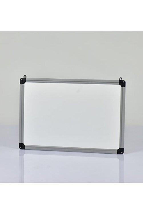 Hdg Yazı Tahtası Beyaz - Duvar Askı Aparatlı -Alüminyum Çerçeve 23X32 Cm 1
