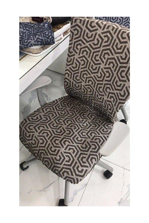 Elegante Sandalye Kılıfı  Pratik 6 Lı 1090 1