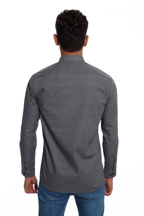 Diandor Uzun Kollu Erkek Gömlek V1 171716 2