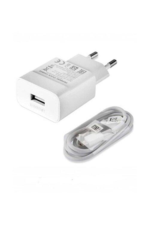 Huawei Mate 10 Lite Uyumlu Şarj Aleti & Micro Usb Kablo Takımı (orjinal) 1