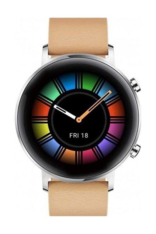 Huawei Watch GT2 42mm Classic Akıllı Saat - Haki (Huawei Türkiye Garantili) 1
