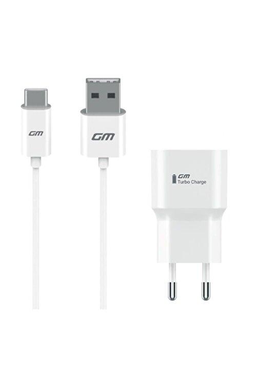 General Mobile Gm 9 Plus   Pro Type c Orijinal Şarj Aleti  Data Kablo  3 A Telpa Garantili 1