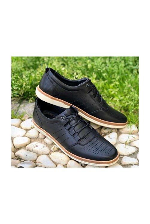 Yağlıoğlu Kundura Hakiki Deri Erkek Günlük Ayakkabı Ygl4245mn 1