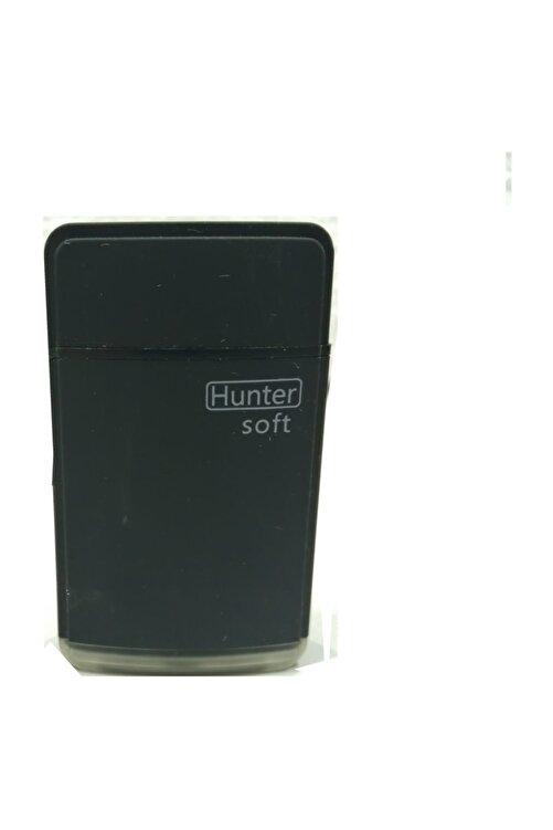 Hunter Soft Çift Pürmüz Pro Çakmağı 2