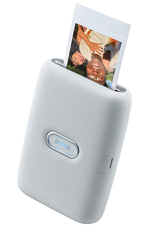 Fujifilm Instax Mini Link Beyaz Akıllı Telefon Yazıcısı 1
